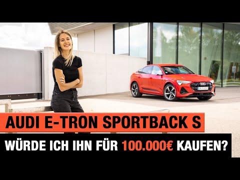 Audi e-tron Sportback S (2020) 🔌Würde ich ihn für 100.000€ kaufen? Fahrbericht | Review | Test | POV