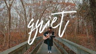 Quiet - Reneé Dominique (original / lyric video)