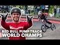 Pump Jump Red Bull Pump Track World Chionship Arkansas