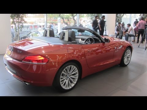 BMW Z4 Launched In India | Walkaround Video