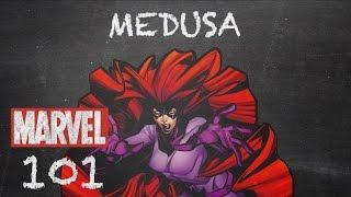 Queen of the Inhumans - Medusa