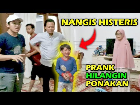 PRANK HILANGIN PONAKAN! GONE WRONG!