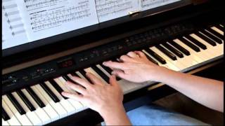 Look To The Rainbow - Finian's Rainbow - Piano