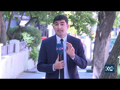 بەڤیدیۆ.. Li bajarê Riha ya bakurê kurdistanê, şanda Emrîka tirkiyê derbarê avakirna devera aram dicivin