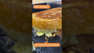 How to Make a Grilled Cheese #Shorts by Munchies