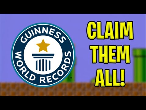 Guinness is Falsely Copyright Claiming Hundreds of Speedrunning Videos (Super Mario Bros. Records, In Particular)