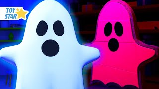 Dolly and Friends 3D | Knock Knock, Trick Or Treat, Halloween Night In The Supermarket #266