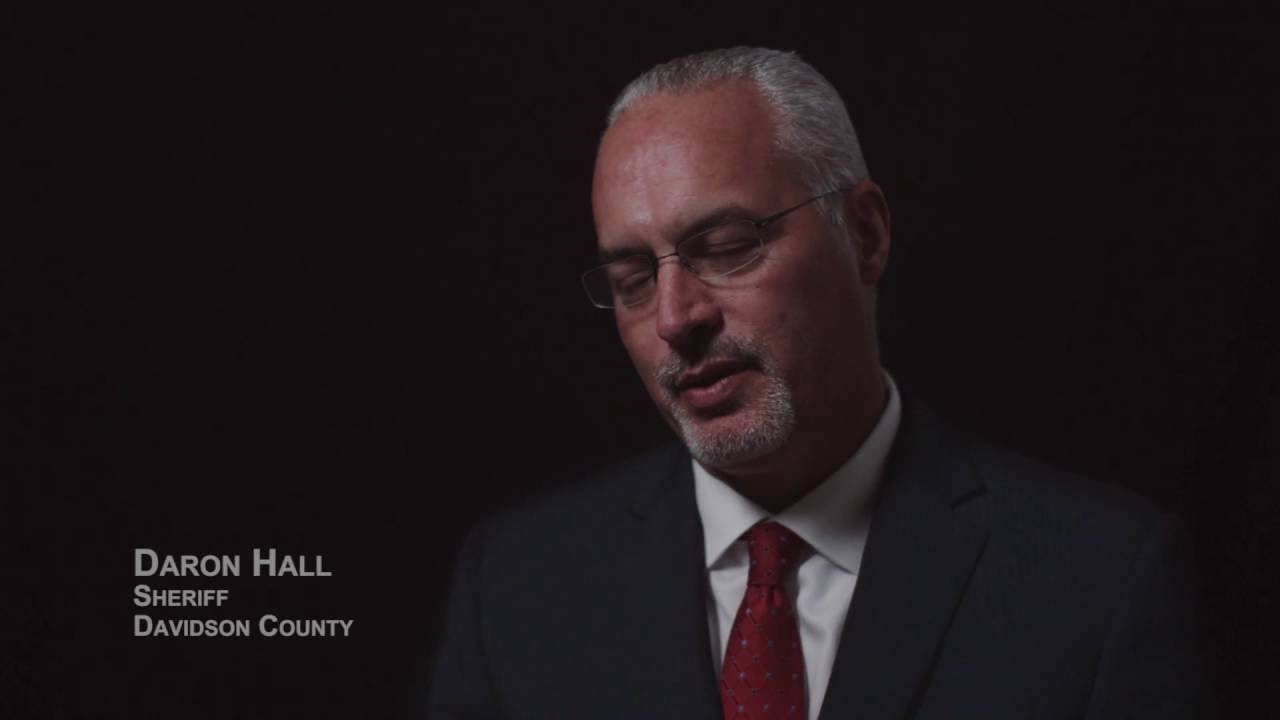 MULTIPLY: Hope In Transition (Sheriff Daron Hall)