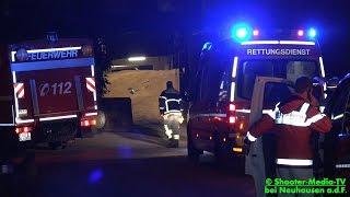 preview picture of video '[12-jähriger Bub versinkt im Maissilo - tödlicher Ausgang] NEUHAUSEN / FILDER | RD & FW vor Ort [E]'