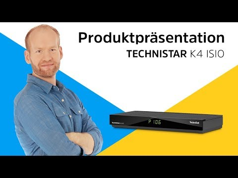 TECHNISTAR K4 ISIO | Smart-Receiver mit vierfachem Kabeltuner. | TechniSat