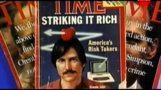 Стив Джобс / Steve Jobs (Apple) Cериал Титаны бизнеса (CNBC Titans) на украинском языке