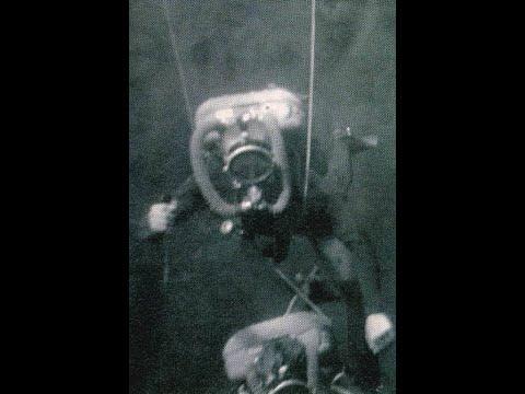 Sovjet Marine Spetnaz, vreemdelingen en ufo's bij de Kaspische zee