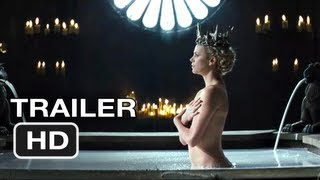 Snow White & The Huntsman  Official Trailer 2  Charlize Theron Movie 2012 HD