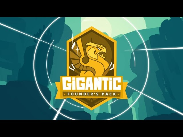 Gigantic: Open Beta Launch Trailer