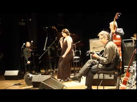 Valentina Preda live@Correggio Jazz (Crossroads 2014)