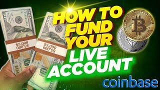 So fundieren Sie Forex-Konto mit Bitcoin