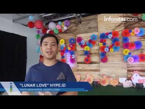 """Lunar Love"" By Hype.Id"