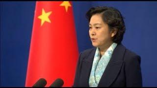 China warns US against meddling in China Sea