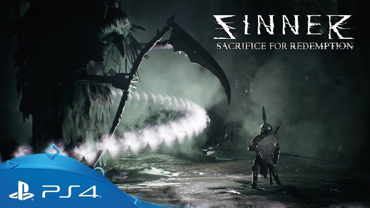 In Sinner: Sacrifice for Redemption, simile per difficoltà alla serie di Dark Souls, vi indebolirete a ogni combattimento contro i boss