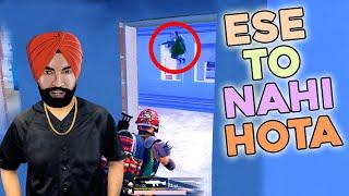 ESE TOH NAHI HOTA || PUBG MOBILE HIGHLIGHTS || GTXPREET