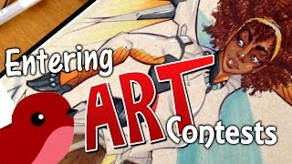 Tips On Entering Art Contests (Reiup's contest entry)