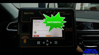 RENAULT KADJAR 2018 KEY PROGRAMMING WITH Zed-FULL