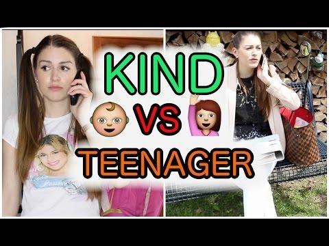 KIND VS TEENAGER l Sara Desideria