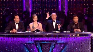 Louis Smith & Flavia Cacace - Showdance - HD
