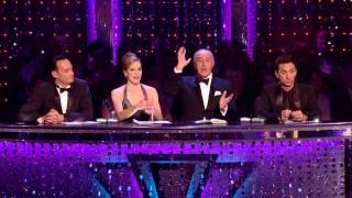 Louis Smith & Flavia Cacace - Showdance - HD