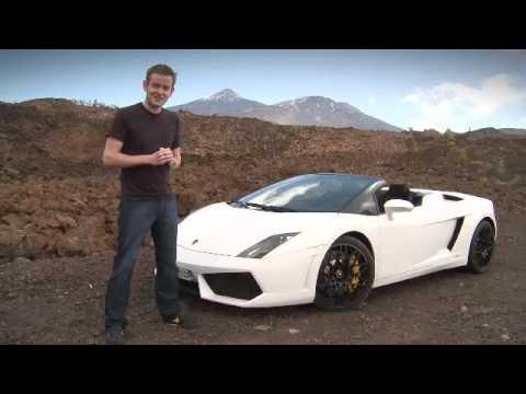 Lamborghini Gallardo Spyder - by Autocar.co.uk