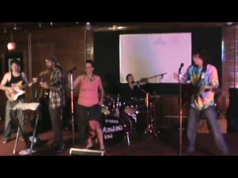 Werewolves of  London Mandana Band