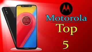 Motorola Top 5 Mobiles UpComing in HD