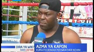 Mwanandondi Oti Kapon kukuza talanta nchini Kenya