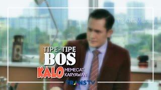 INSTAWA - Tipe Tipe Bos Kalo Memecat Karyawan