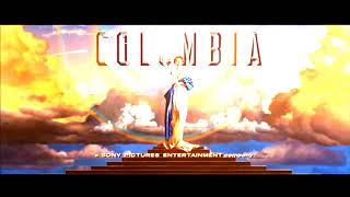 Columbia Pictures Logo 1993 Spyglass Enteratemnt Logo 2005 & Amblin Enteratemnt Logo 2005