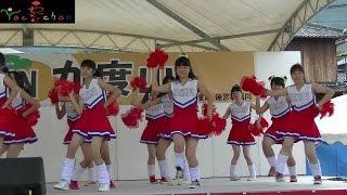 橋本高校新体操・バトン部 (第8回大収穫祭IN九度山)