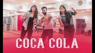 COCA COLA Dance Choreography | Luka Chuppi | Bollywood Zumba |Neha Kakkar Tony Kakkar | Samar Singh
