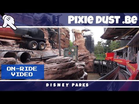 OnRide Studio Tram Tour a the Walt Disney Studios Park   Disneyland Paris 2017   HD 1080p