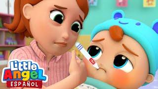 Mamá nos cuida cuando estamos enfermitos | Bebé Juan en Español