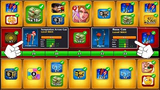 8 ball pool Unlock All Pool Pass 💪 In Only 5 hours