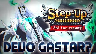 Bleach Brave Souls - Devo gastar? Step up summons