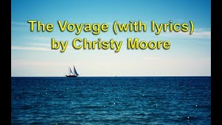 The Voyage (with lyrics)
