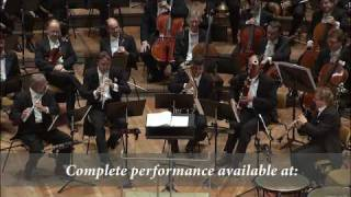 The Berliner Philharmoniker Wind Soloists Play Tango