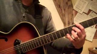 Vision Is A Naked Sword - Mahavishnu Orchestra /John McLaughlin Guitar Primer