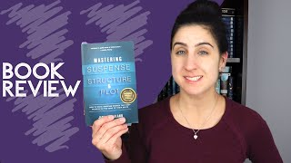 Mastering Suspense Structure & Plot by Jane K. Cleland   Writing Craft Book Review [CC]