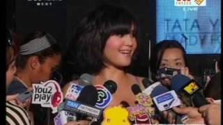 Tata Young on the set of Ready For Love [News - TrueInside]