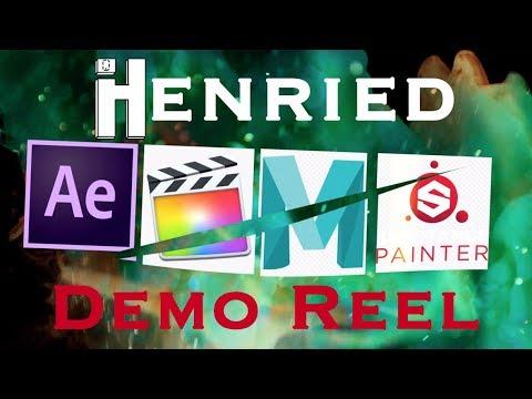 Henry Bickel's Demo Reel | Media Arts & Animation 2019