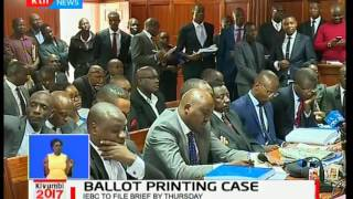 Case seeking to block awarding of ballot paper tender to Al Ghurair to be heard on Friday