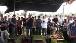Pemakaman Bambang P Prianto