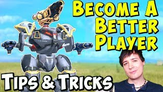 Because Skill Matters - War Robots Tips & Tricks Academy Guide WR
